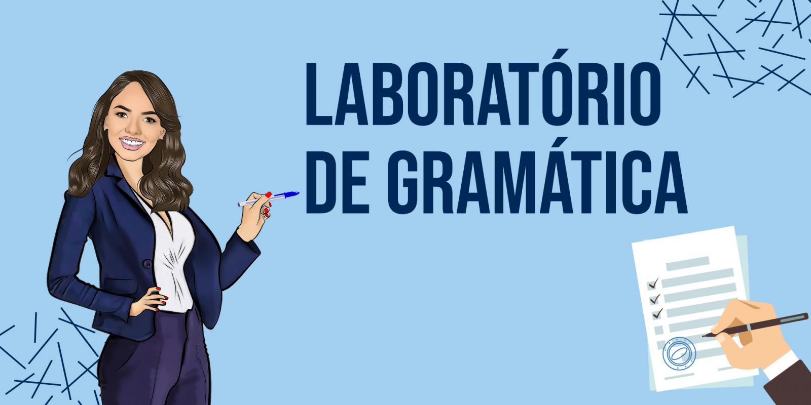 Curso Laboratório de Gramática