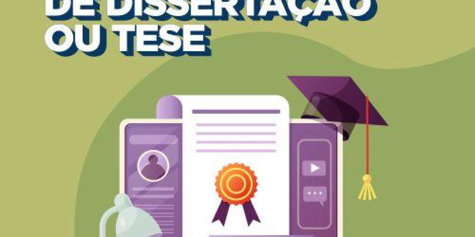 Orientação de dissertação ou doutorado