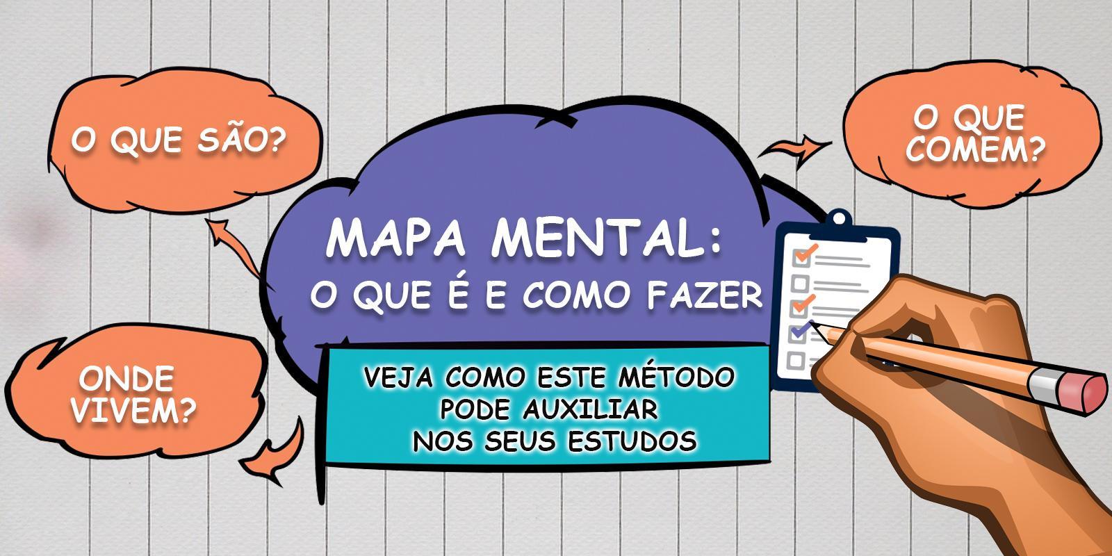 Mapa Mental: o que é e como fazer