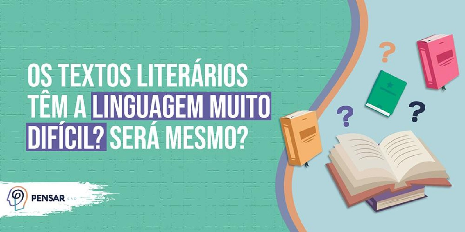 Os textos Literários têm a linguagem muito difícil? Será mesmo?