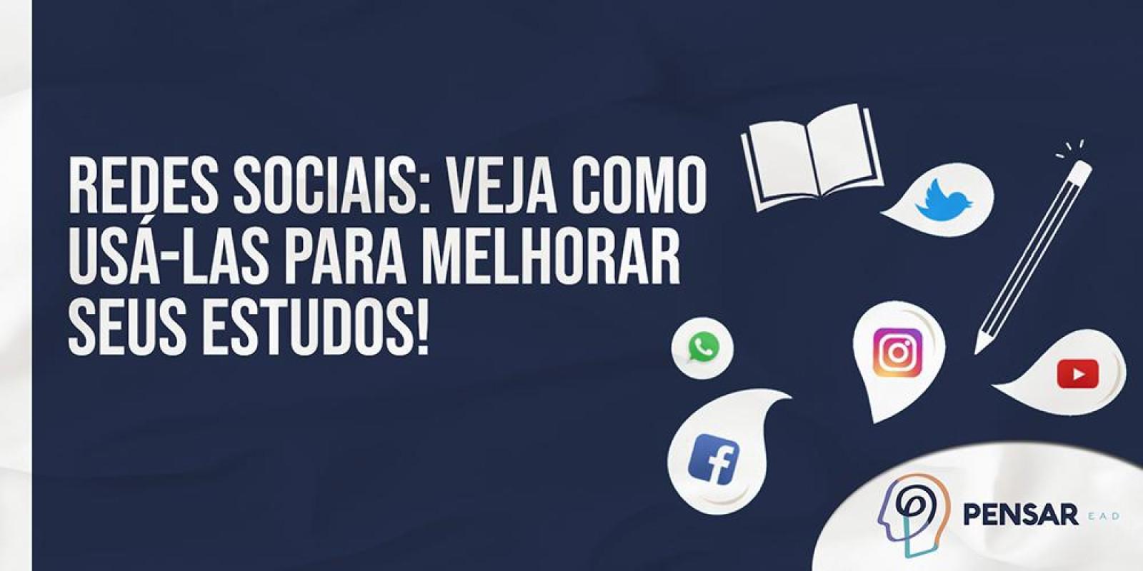 Redes sociais: veja como usá-las para melhorar seus estudos!